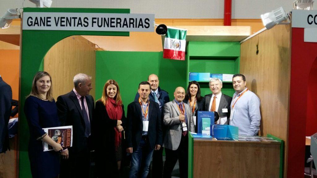 Visita del Alcalde de Ourense