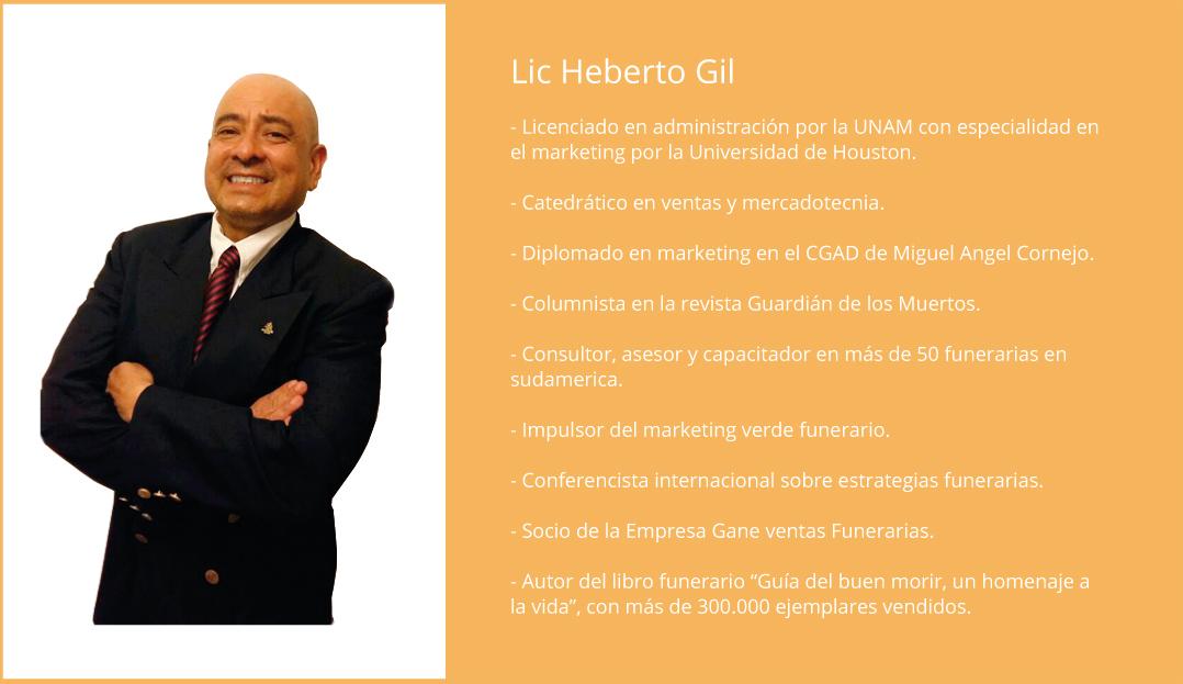 Beto Gil Marketing Funerio Funergal