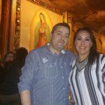 Carlos y Rose en la cena de empresarios